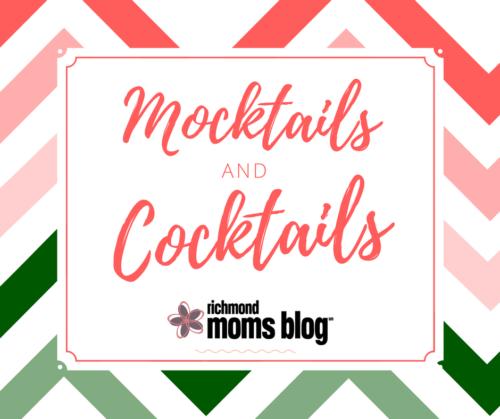 Pinterest Round Up Cocktails and Mocktails