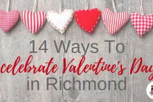 Valentine's Day in Richmond