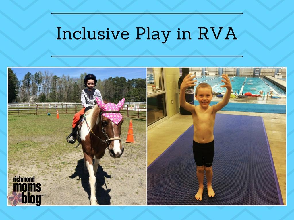 Inclusive Play in the RVA