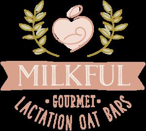 Milkful Gourmet Lactation Oat Bars