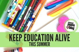 Keep Education Alive