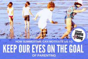 Summer Parenting