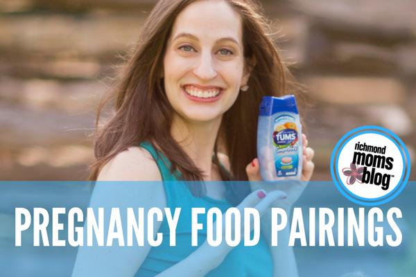 Pregnancy Food Pairings