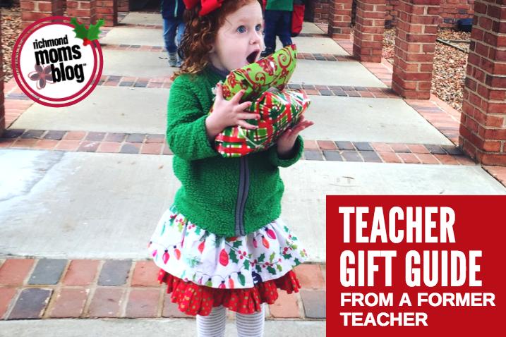Teacher Gift Guide from a Former Teacher