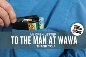 The Man at WAWA