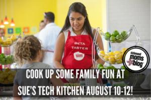 sues tech kitchen