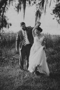 leah's wedding